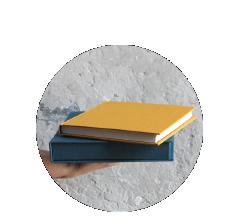 taller encuadernación libro con caja