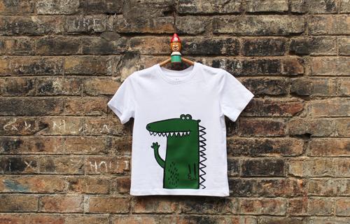 camisetas niño serigrafiadas dos colores